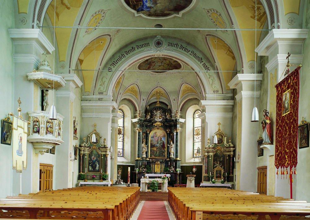 Pfarrkirche-innen