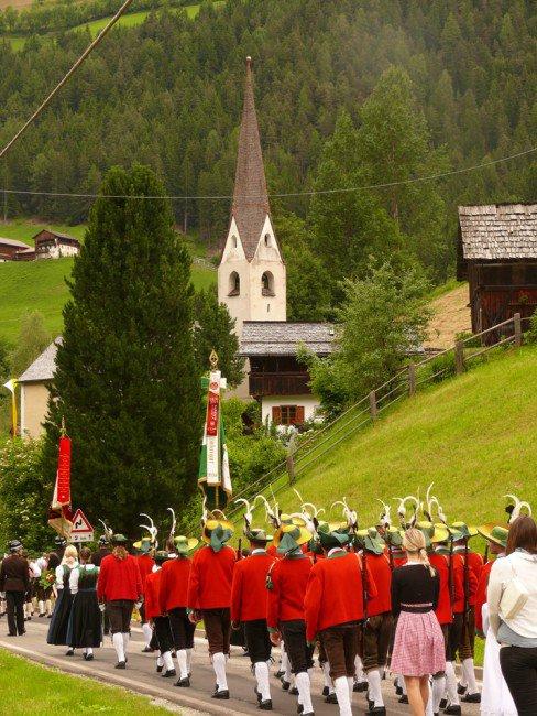 St-Nikolaus-Petschieder-Kirchtag